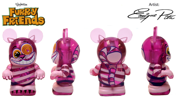 Disney Store UK to sell Furry Friends Vinylmation