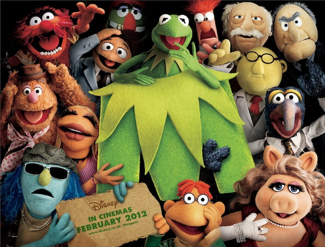 REVIEW – The Muppets Movie