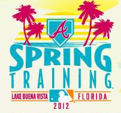 Atlanta Braves Announce Spring Training Dates for 2012