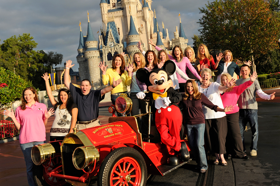 Meet the Walt Disney World Mom's Panel