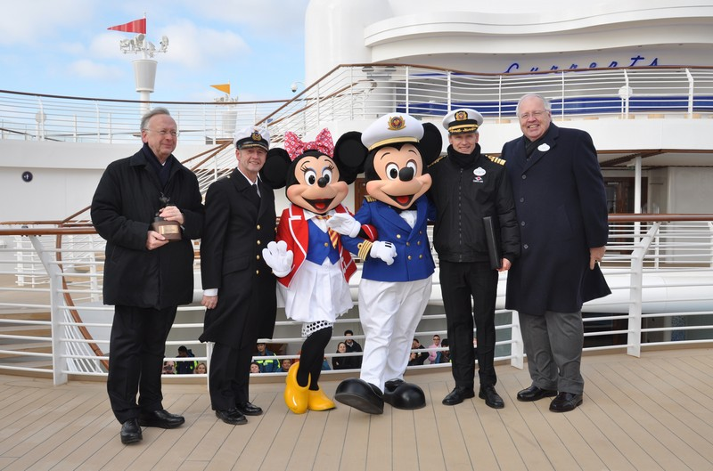 Disney's Takes Possession of Fantasy