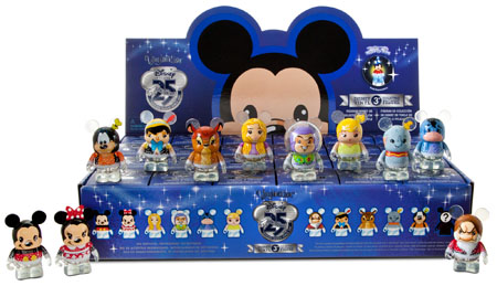 CONFIRMED: Disney Store 25th Anniversary Vinylmation Set is Coming to the UK