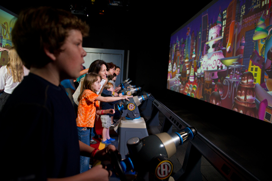 Habit Heroes Exhibit Opens at Innoventions Epcot
