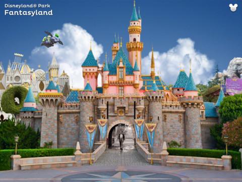 Disneyland Explorer iPad App Released