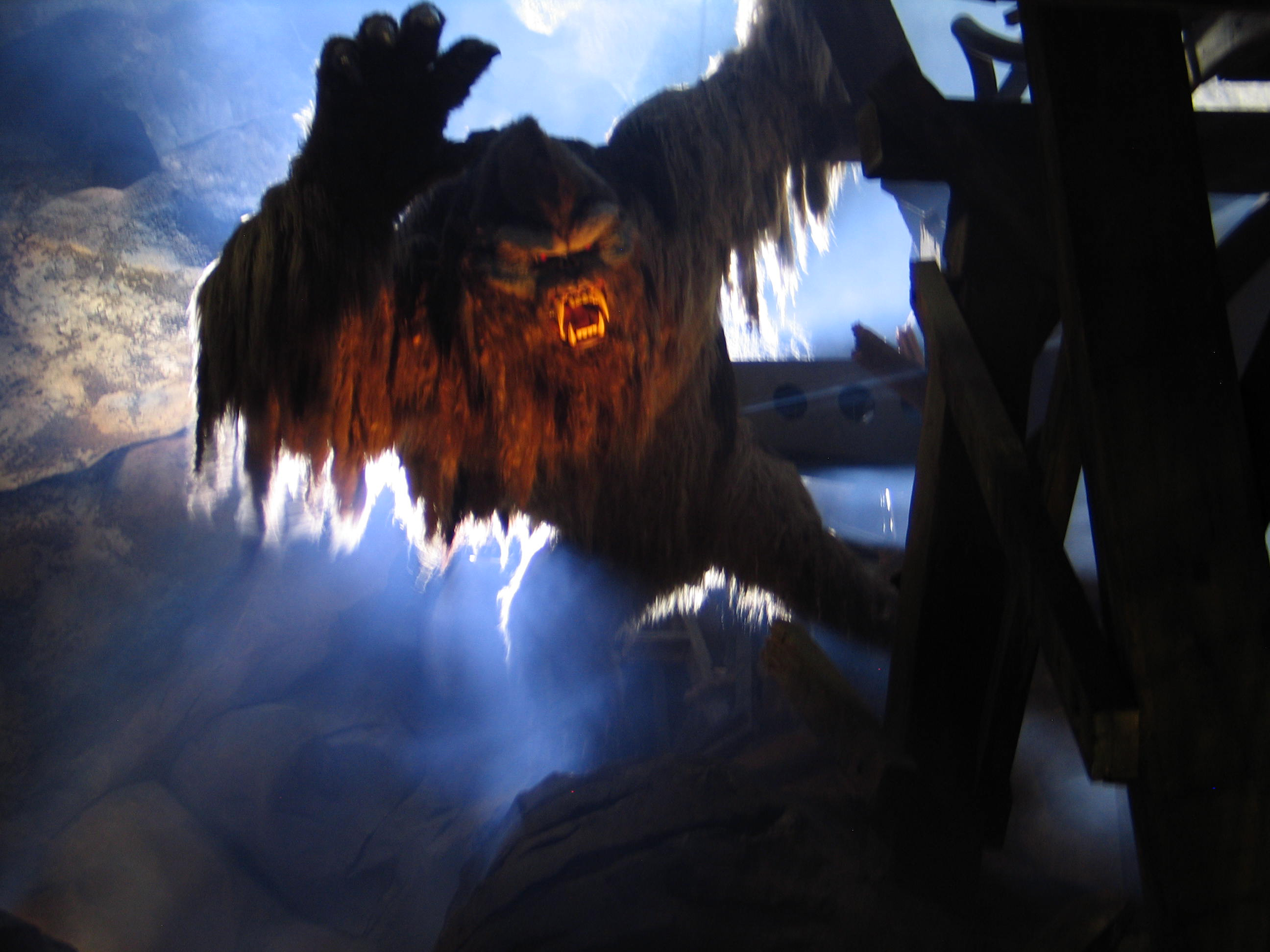 Possible Expedition Everest Tie In With New Disney Movie in the Pipeline