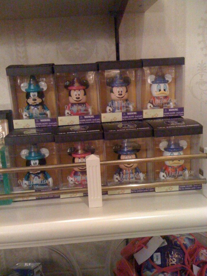 Disneyland Paris Release 20th Anniversary Vinylmation