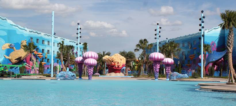 Opening Dates Now Set for Disney's Art of Animation Resort at Walt Disney World Resort