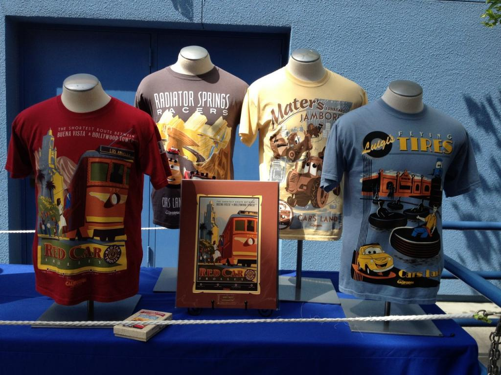 Review of AP Merchandise Showcase at DCA
