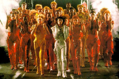 Captain EO to close at Disneyland Paris April 2nd