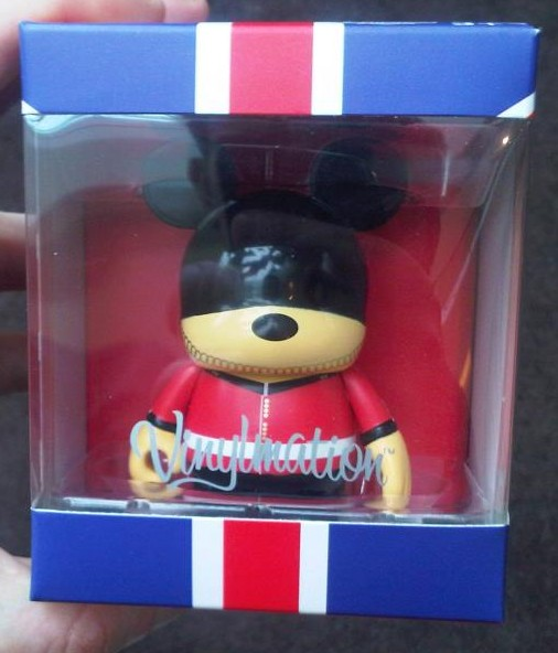 Disney Store UK Release New 3″ London Exclusive Vinylmation