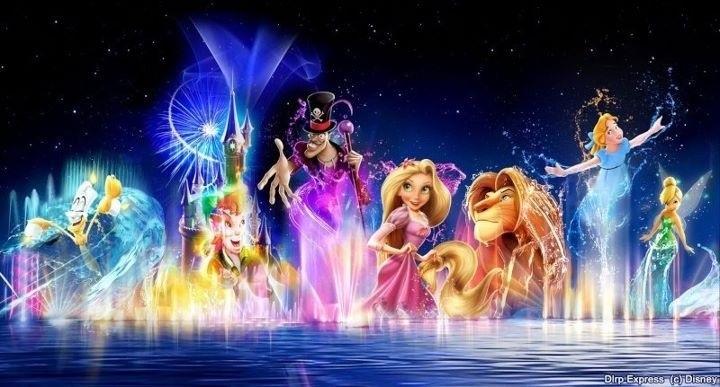Disney Dreams New 20th Anniversary Show