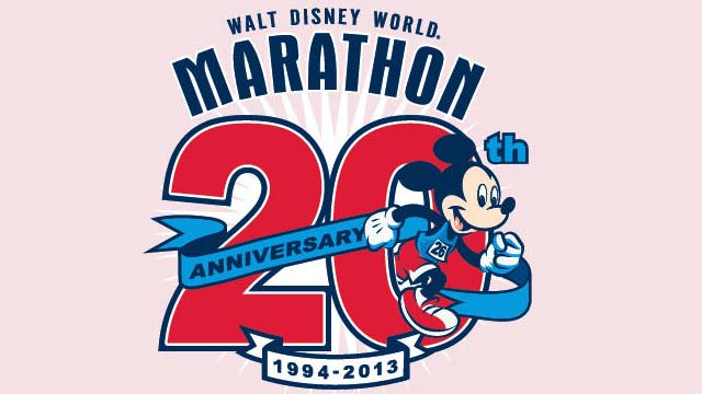 Disney Celebrate 20 Year of WDW Marathons