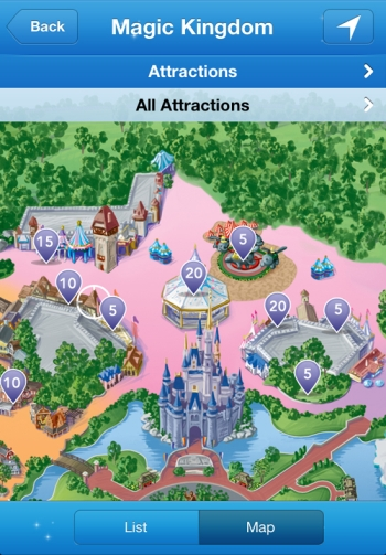 Disney Mobile Magic App Available in the UK