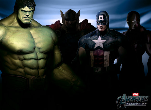 MARVELS THE INCREDIBLE HULK SMASHES ONTO iOS WITH LAUNCH OF 'AVENGERS INITIATIVE'