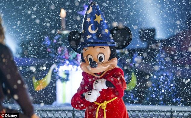 Disneyland Paris Alter Christmas Season 2012