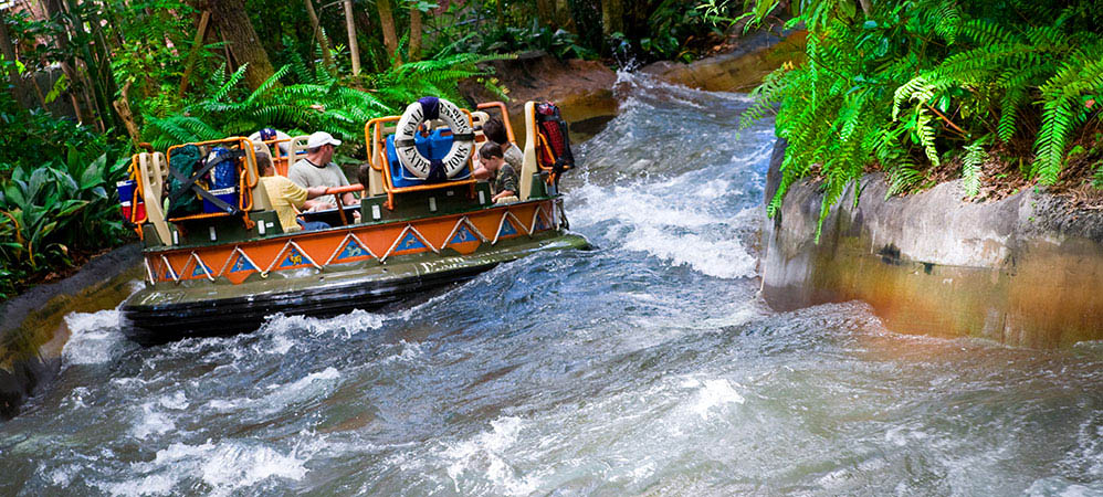 Kali River Rapids to Get Complimentary Lockers