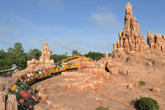 Big Thunder Mountain to Get Interactive Queue