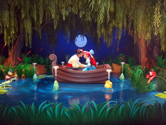 FIRST LOOK: Under the Sea – Journey of the Little Mermaid at the Magic Kingdom
