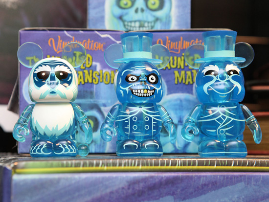 Disney Release Haunted Mansion Vinylmation
