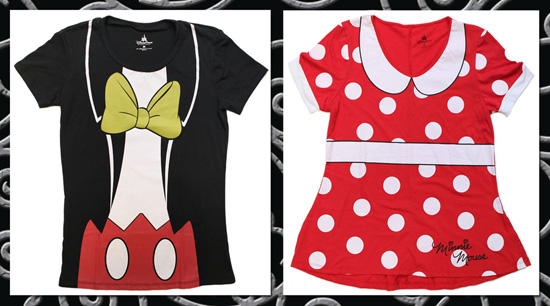 Instant Halloween Costumes from Disney Parks Merchandise