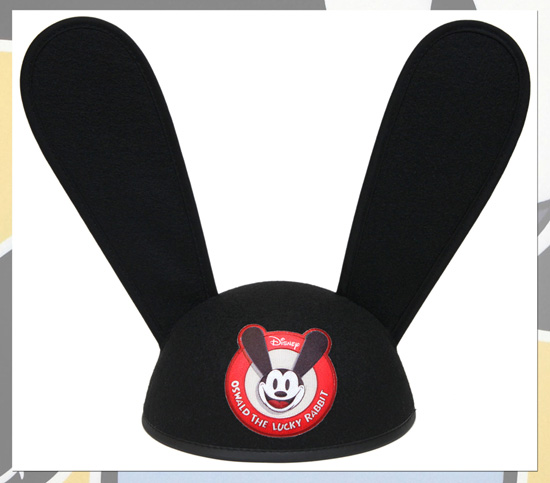 Oswald the Lucky Rabbit Merchandise Coming to Disney Parks