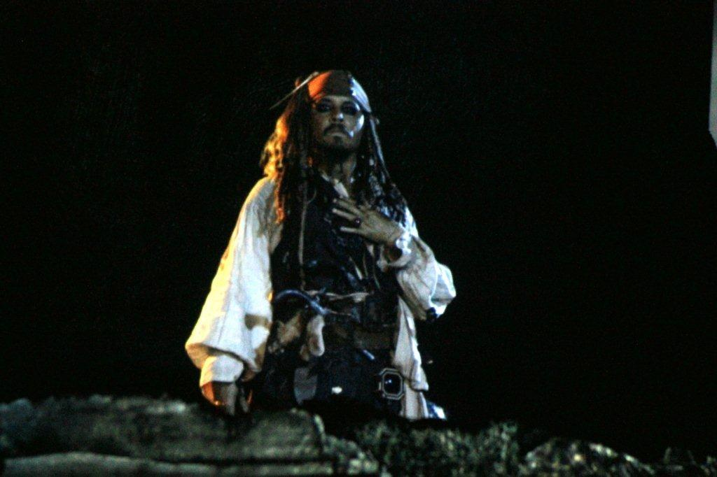 REVIEW AND PHOTOS: The Legend of Jack Sparrow