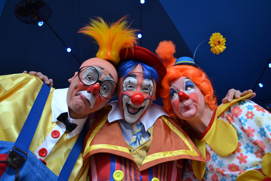 More Clowning Around to be Found in Storybook Circus