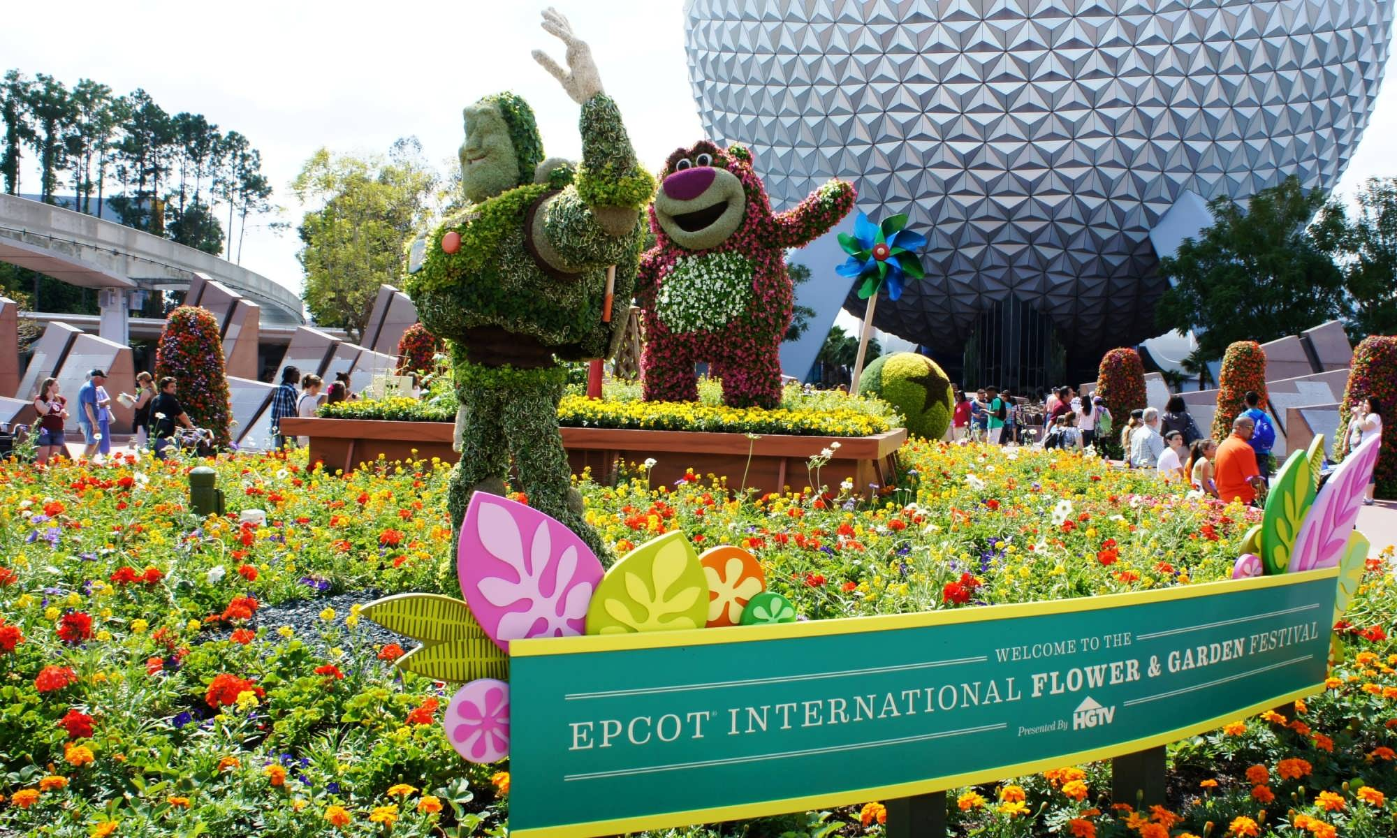Disney Release More Details on this Year's Flower and Garden Festival