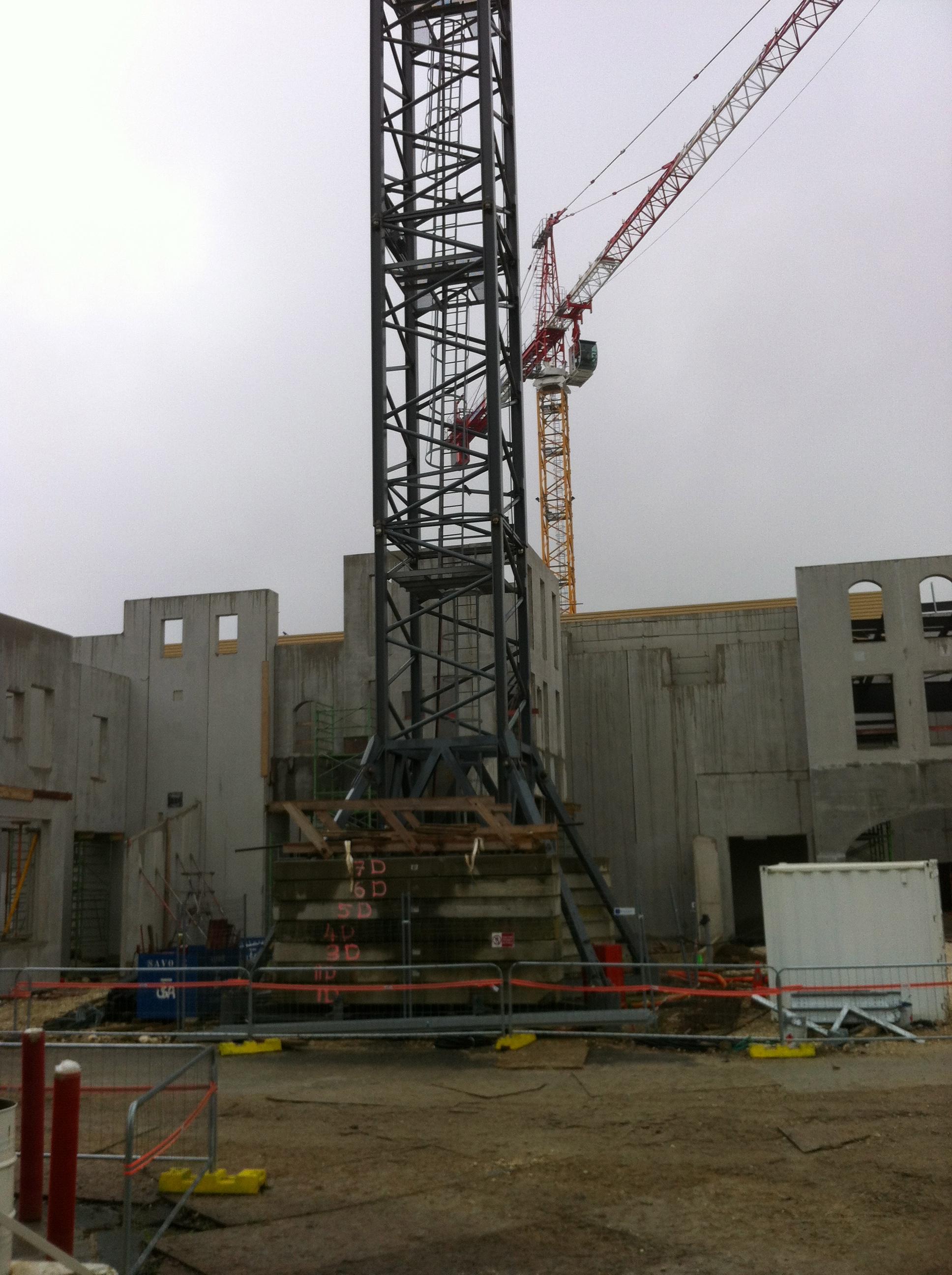 Photos – Ratatouille Construction update