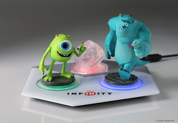 Disney Infinity to Welcome Monsters University