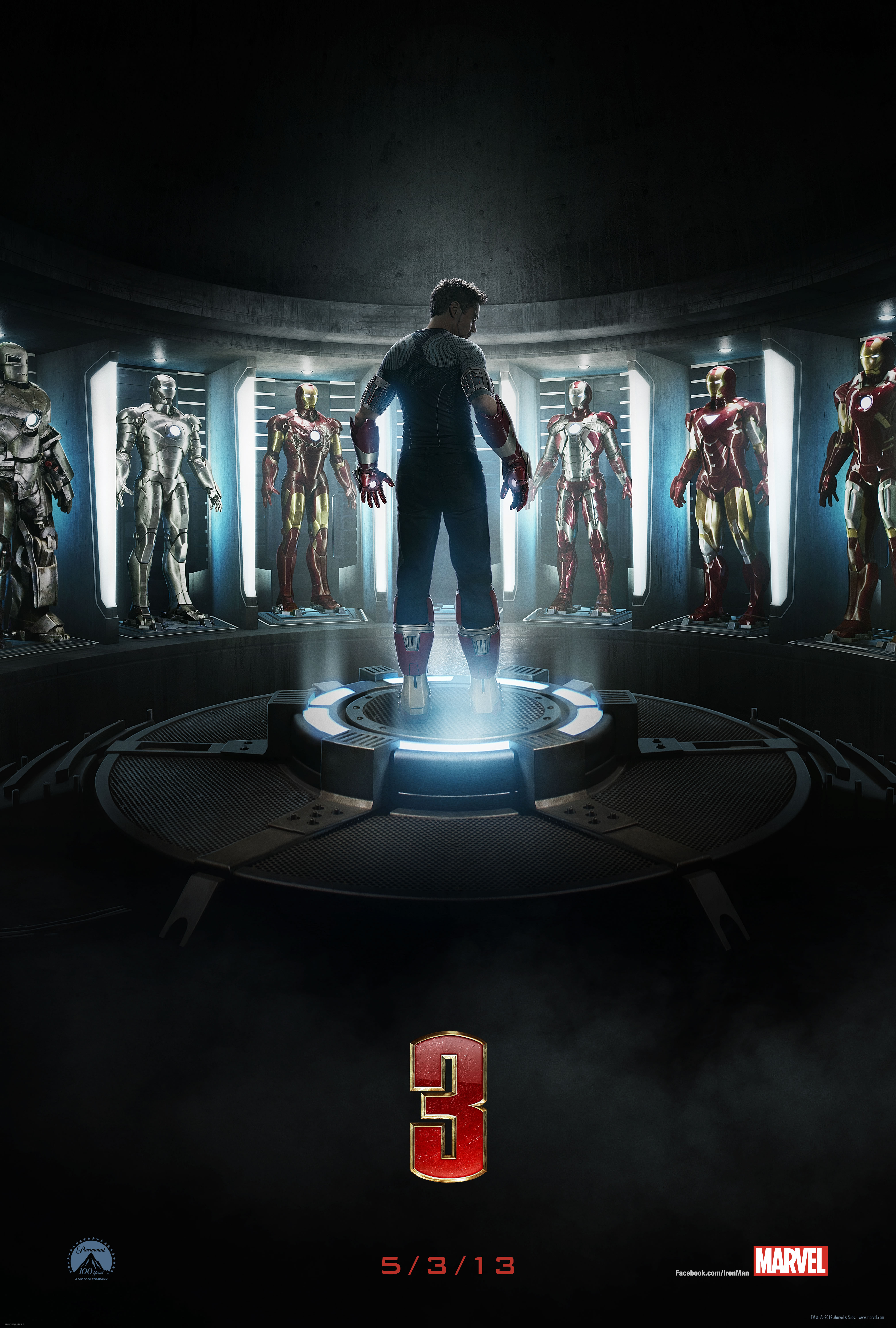 VIDEO: Iron Man 3 Extended Look