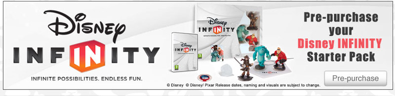 Cars Playset Added to Disney Infinity