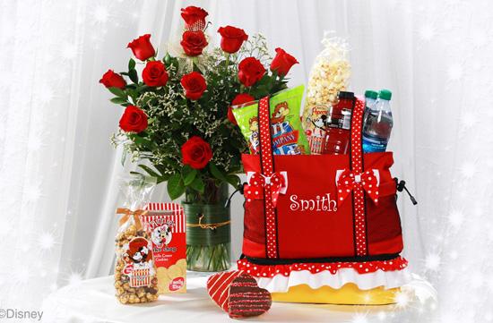 Disney Florist Valentines Collection