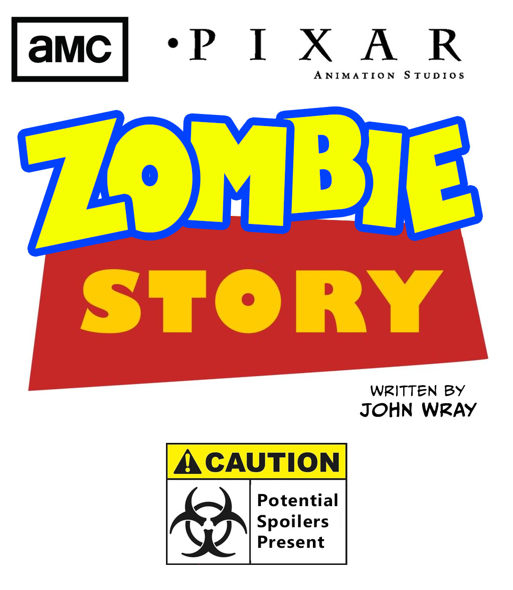 What have Toy Story and Zombies Got in Common?