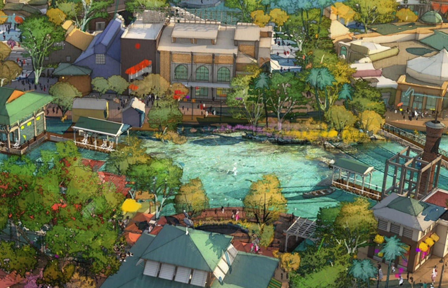 Disney Springs – Raglan Road Expansion – Rumour