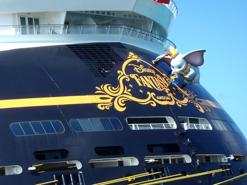 The Disney Fantasy is  Best Overall