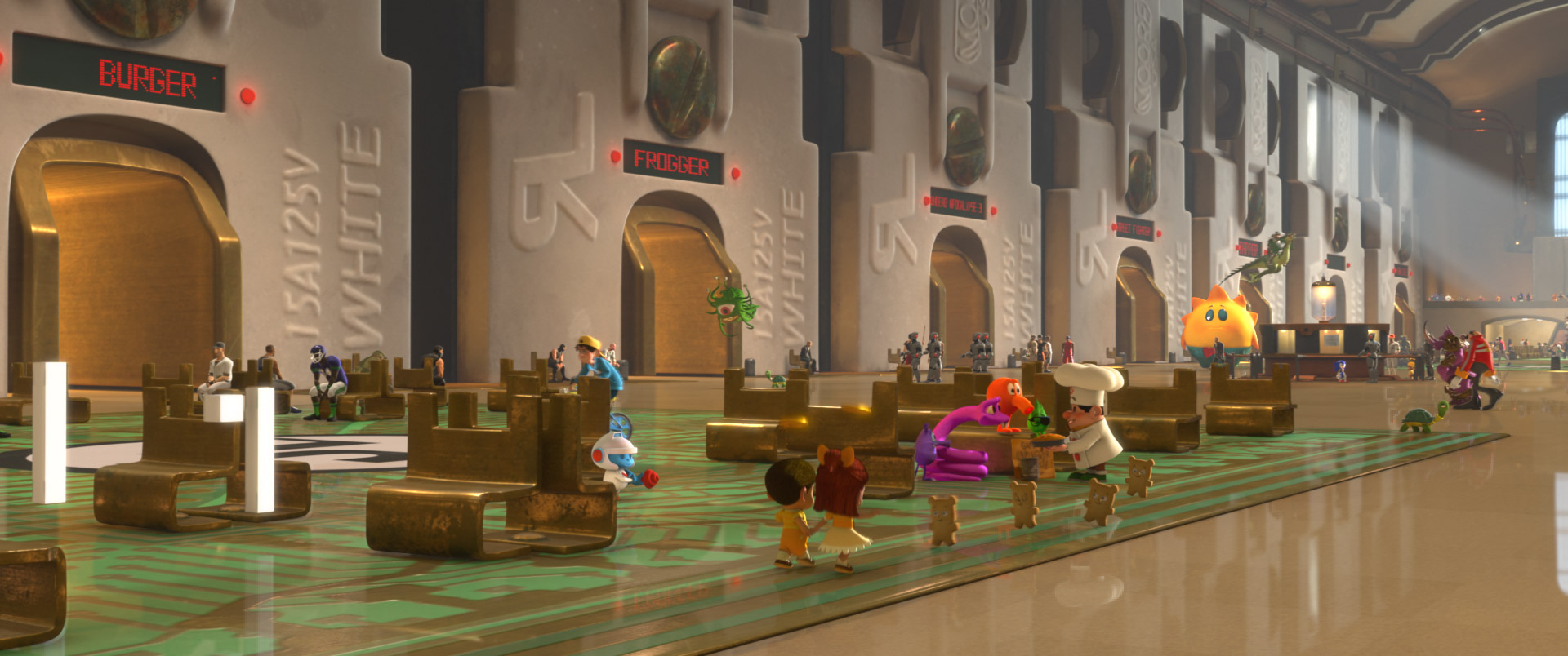 Photos: Hidden Gems of Wreck It Ralph