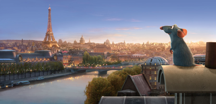 Disney Officially Announce Disneyland Paris Ratatouille Attraction