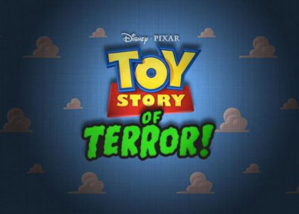 Toy Story of TERROR!!