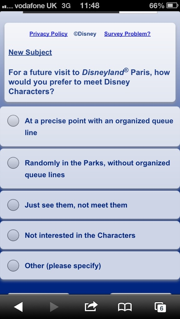Is Disneyland Paris Meet and Greet Chaos about to Change?