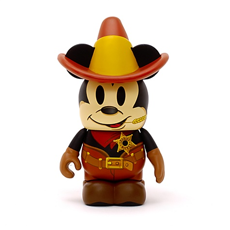 Mickey's Wild West series Mickey