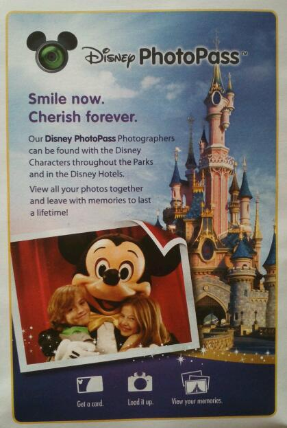 Disneyland Paris Adopts Disney PhotoPass