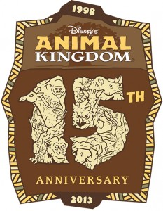 Disney's Animal Kingdom 15th Anniversary Celebration April 22