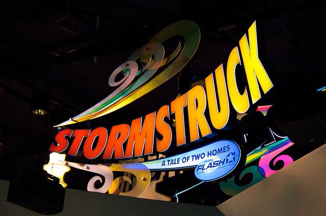 Storm Struck at Epcot