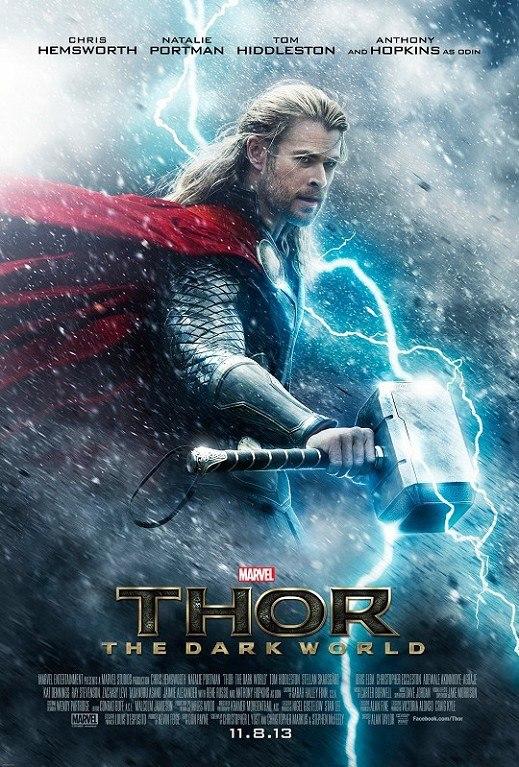 Thor – The Dark World Poster