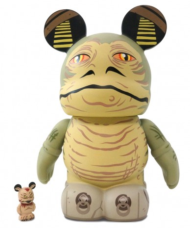 First Look at Star Wars Weekends 2013 Merchandise at Disney's Hollywood Studios, Including A 9-inch Jabba the Hutt figure