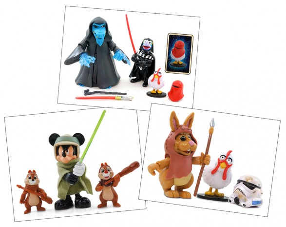 First Look at Star Wars Weekends 2013 Merchandise at Disney's Hollywood Studios, Including Muppets Action Figures
