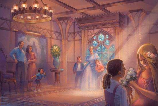 VIDEO: A Sneak Peek Inside Princess Fairytale Hall and Seven Dwarfs Mine Train