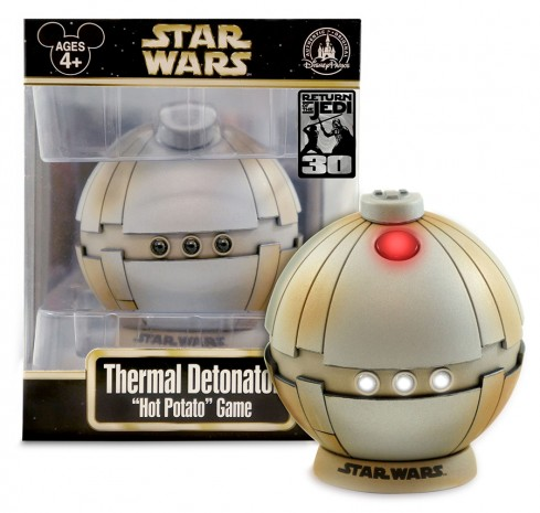 "First Look at Star Wars Weekends 2013 Merchandise at Disney's Hollywood Studios, Including The Thermal Detenator ""Hot Potato"" Game"