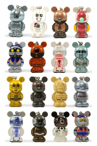 First Look at Star Wars Weekends 2013 Merchandise at Disney's Hollywood Studios, Including A Vinylmation, Jr. Series With Droids